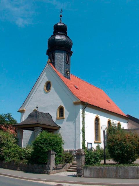 St. Heinrich, Plankenfels