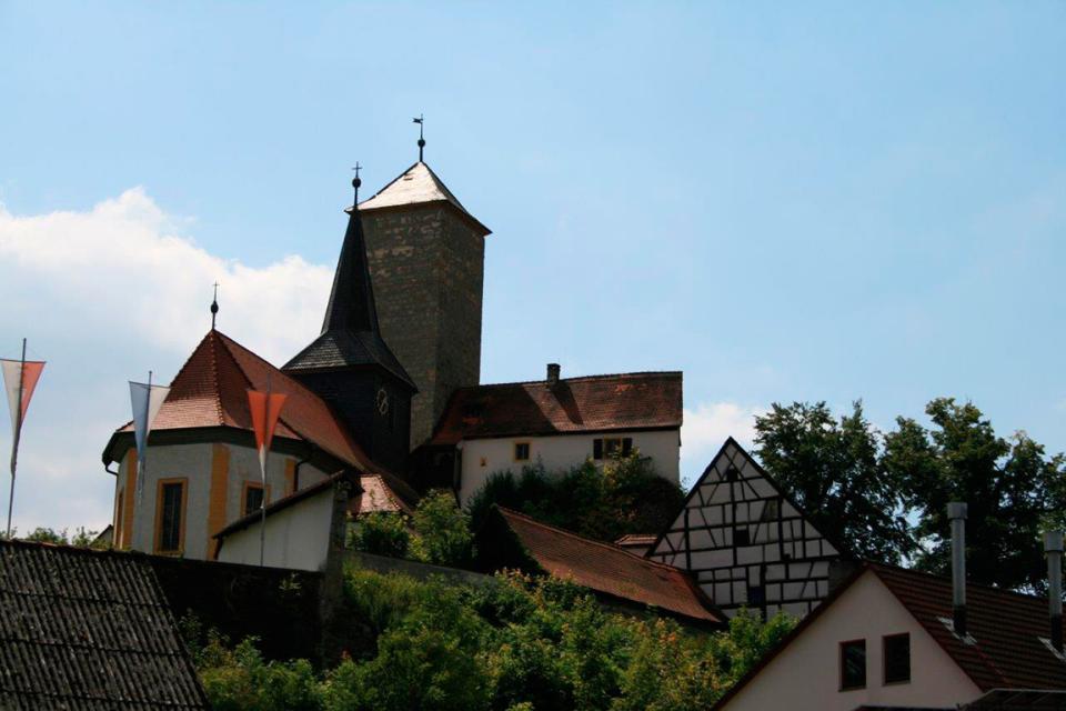 Schloßkirche Aufseß