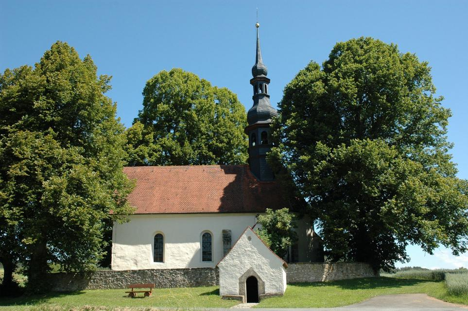St.-Rupert-Kapelle bei Obernsees