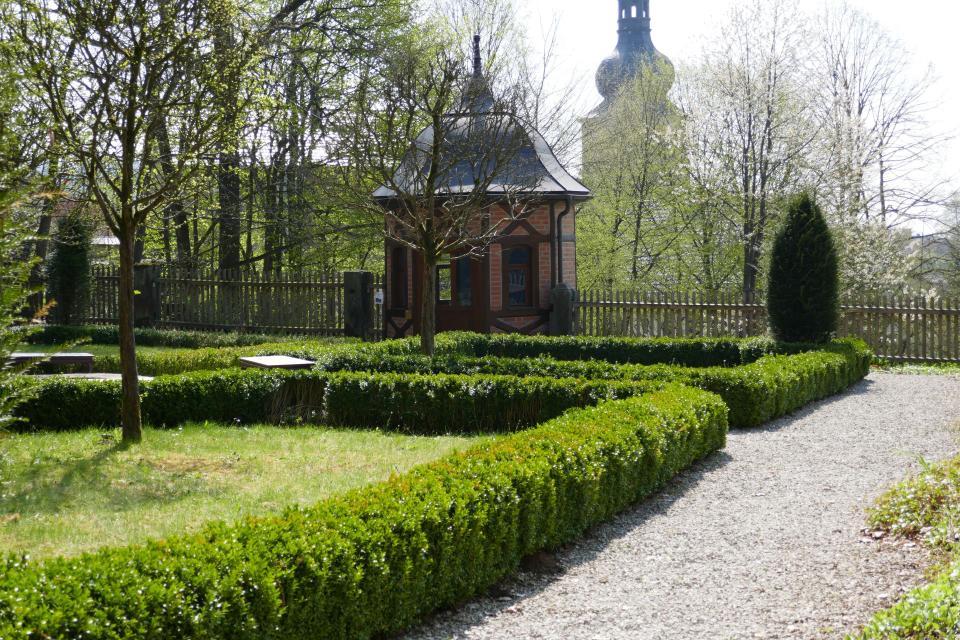 Barockgarten Obernsees
