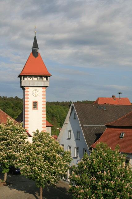St. Gangolf-Türmerwohnung