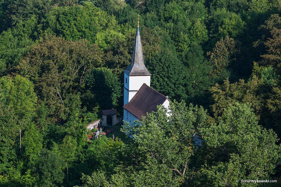 Sankt Moritz Kapelle