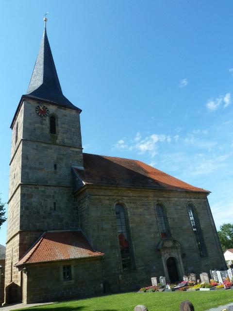 St. Bartholomäuskirche Mistelgau