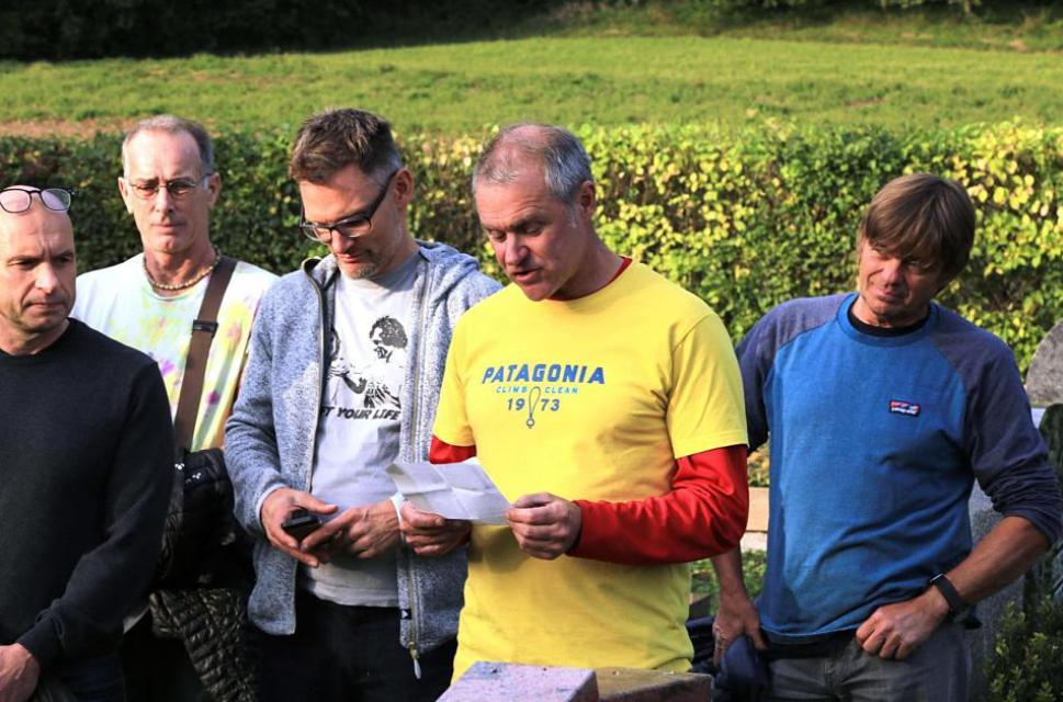 Gedenken zum 25. Todestag von Wolfgang Güllich