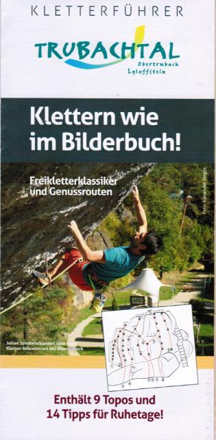 Klettern wie im Bilderbuch