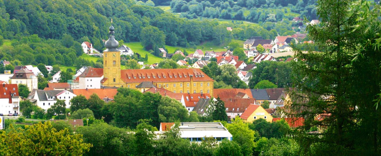 Kloster Weißenohe, Chorzentrum