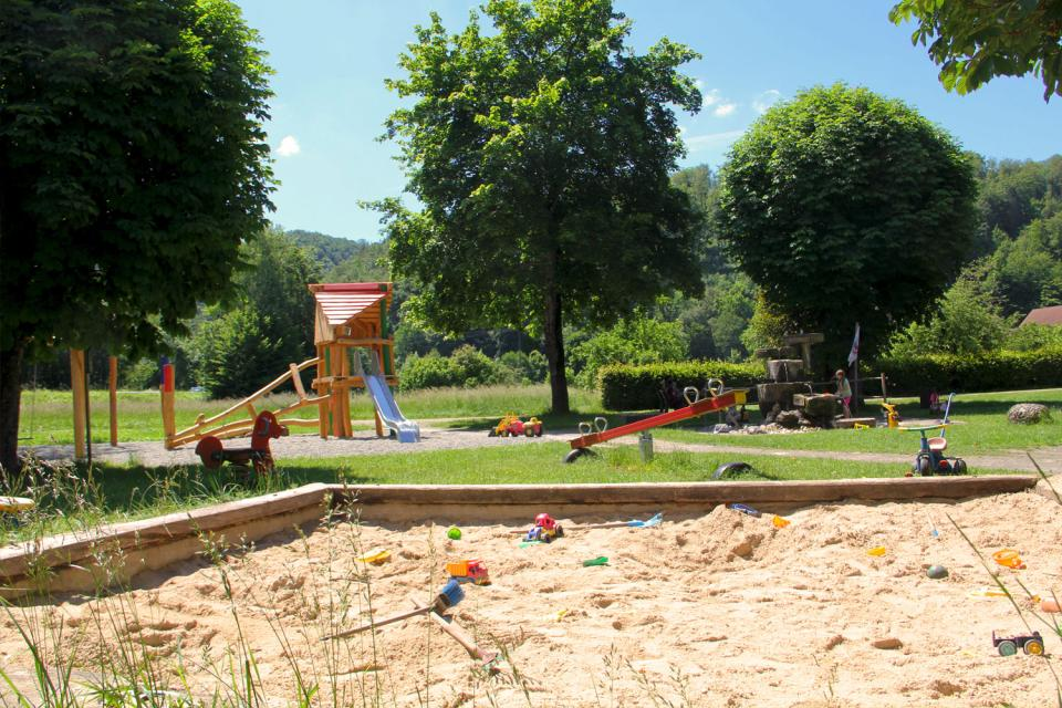 Kinderspielplatz in Behringersmühle