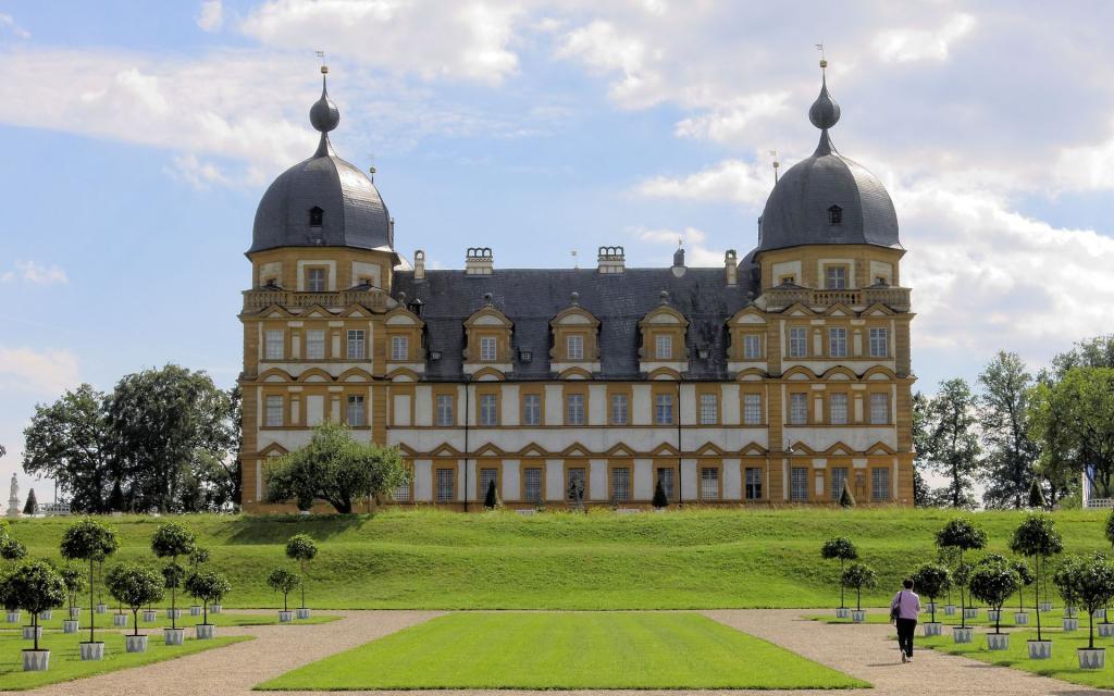 - Schloss Seehof in Memmelsdorf