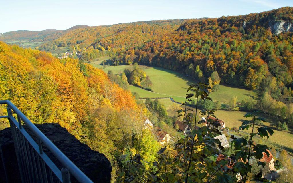 Erlangen-Pegnitztal-Radweg - Teilabschnitt Neuhaus bis Obertrubach