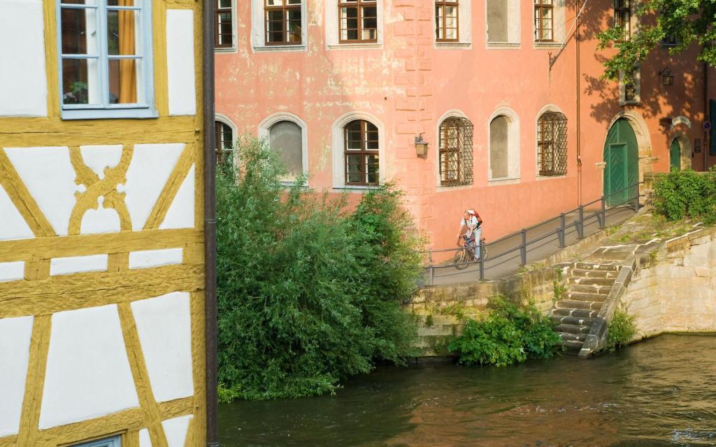 - Alte Residenz in Bamberg