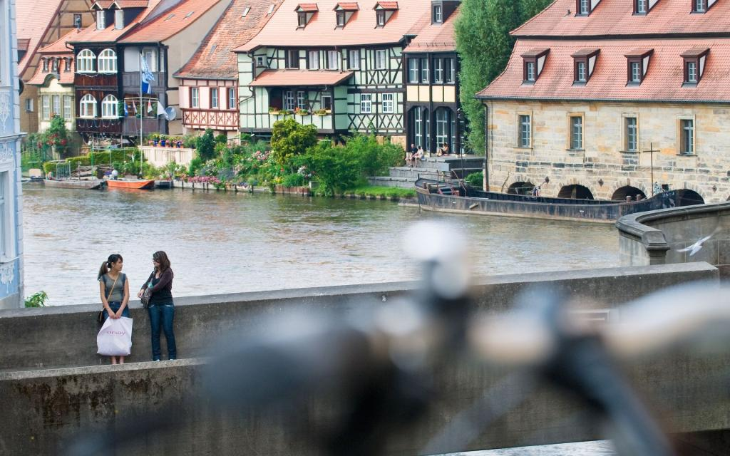 - Klein Venedig in Bamberg