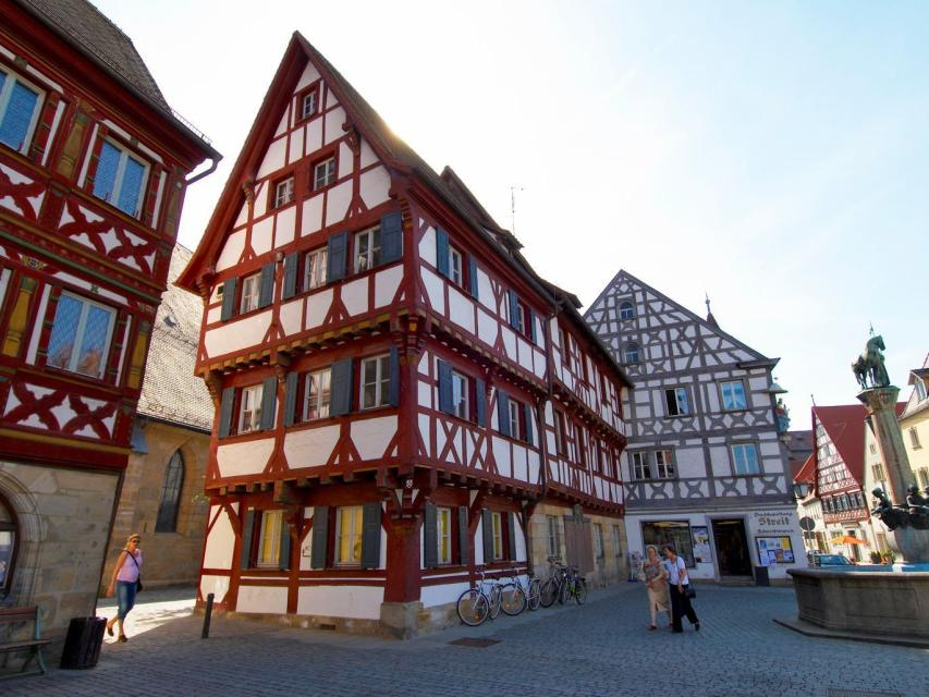 Kanaltour in Forchheim