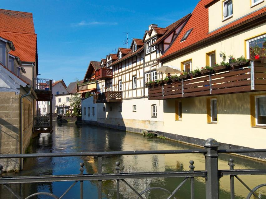 © FrankenTourismus/FRS/Hub - Altstadt_Forchheim