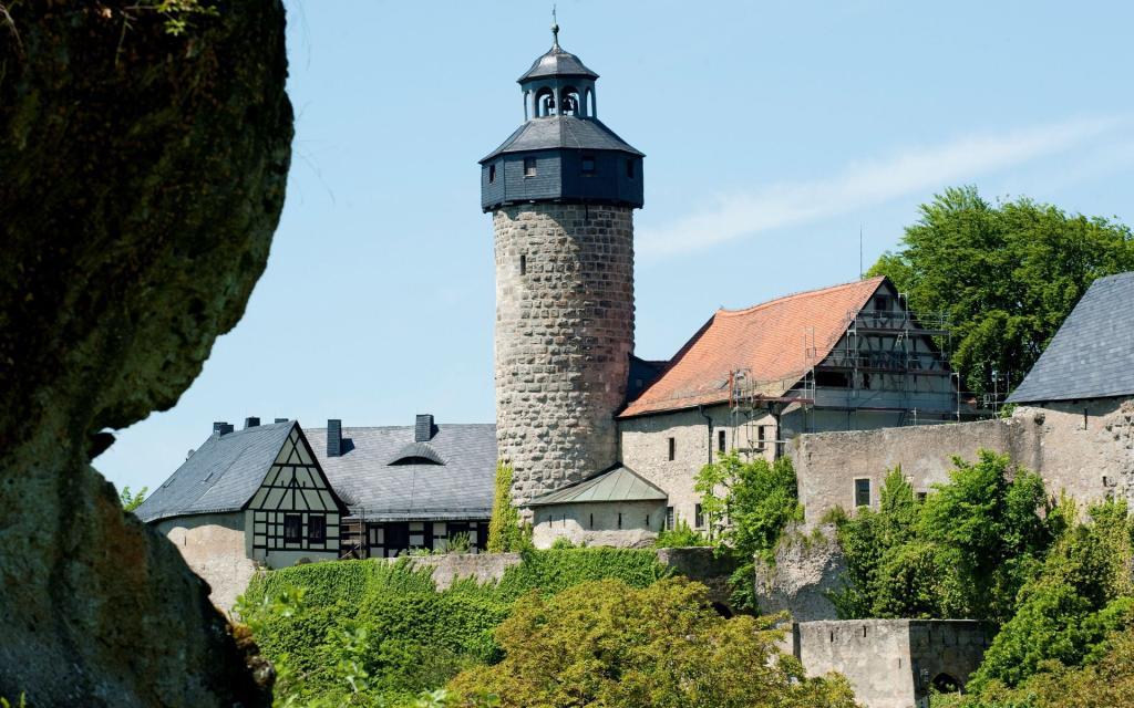 Felsengarten und mittelalterliches Stadtensemble (BT2)