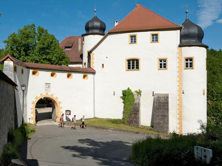 Burgen, Schlösser und Brauereien (BT4)