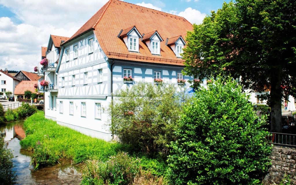 Burgenstraße-Wanderweg (10) - von Aufseß nach Heiligenstadt