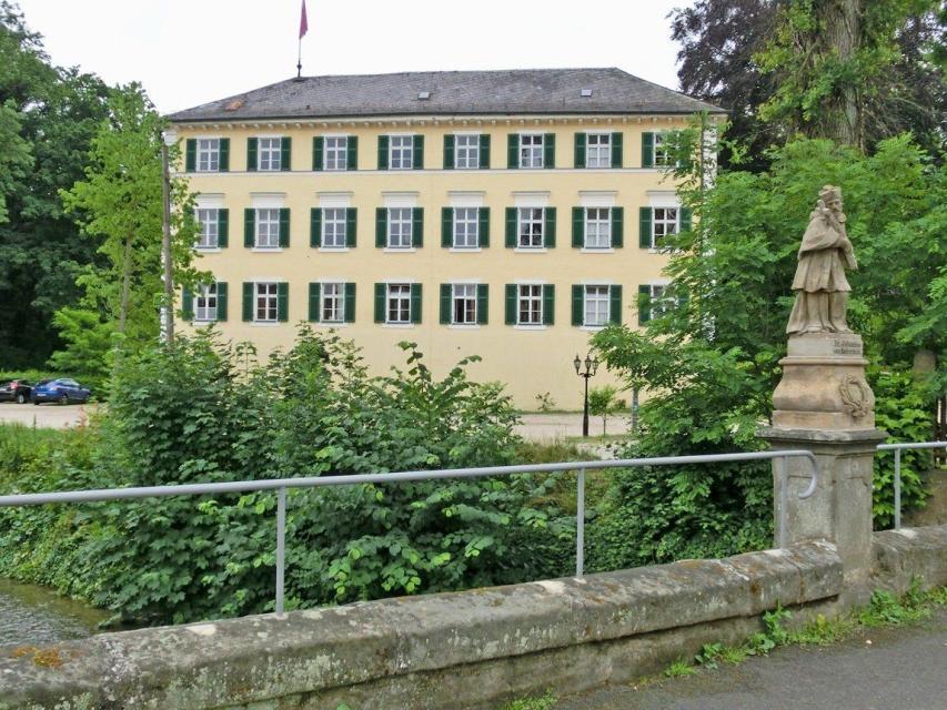 Würgau - Reisberg - Schlappenreuth - Burgellern (Route B1)