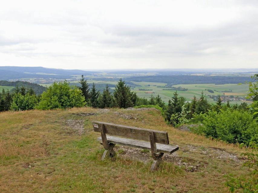 Scheßlitz – Stübig – Marienberg – Hohe Metze (Route D)