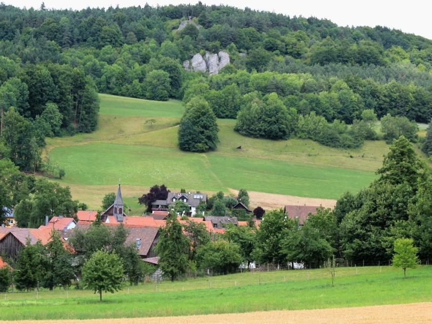 Bergwacht Rundwanderweg (Route I)