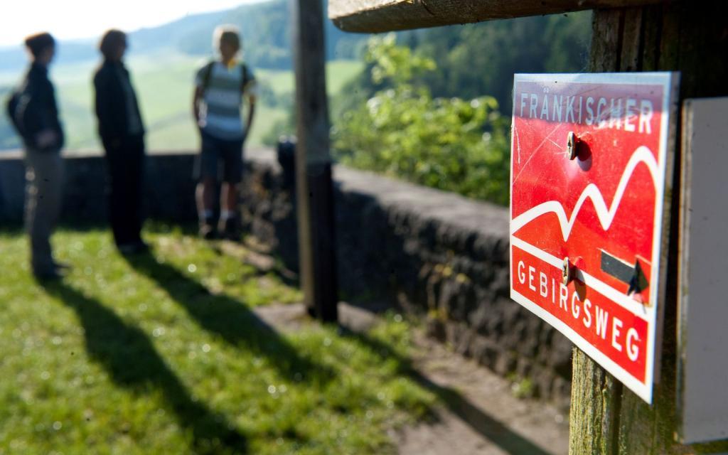 Fränkischer Gebirgsweg - Etappe 4 (Fränkische Schweiz)
