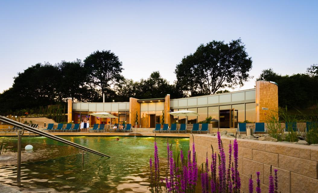 Therme Obernsees -