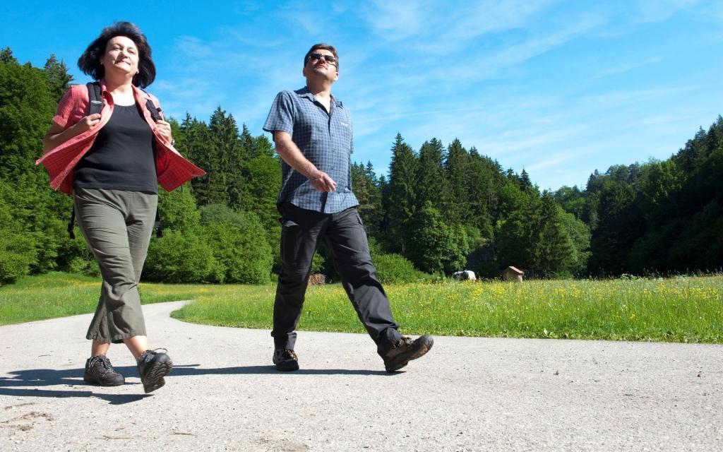- Wandern in der Fraenkischen Schweiz