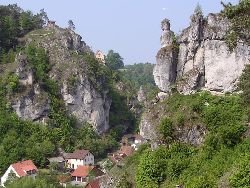 Wandern Pottenstein