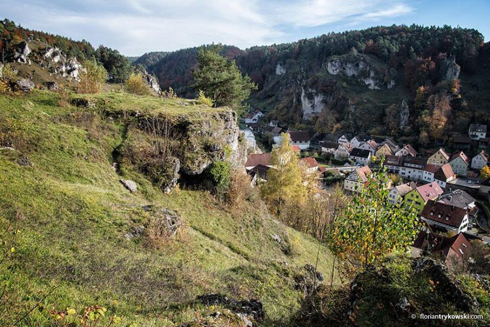 TZ Fränkische Schweiz, Trykowski - Pottenstein auf dem Breitenstein