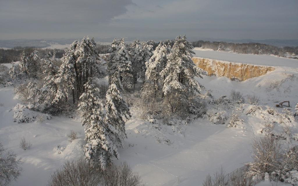 Tourismusbüro Pottenstein - Winter auf der Hohenmirsberger Platte