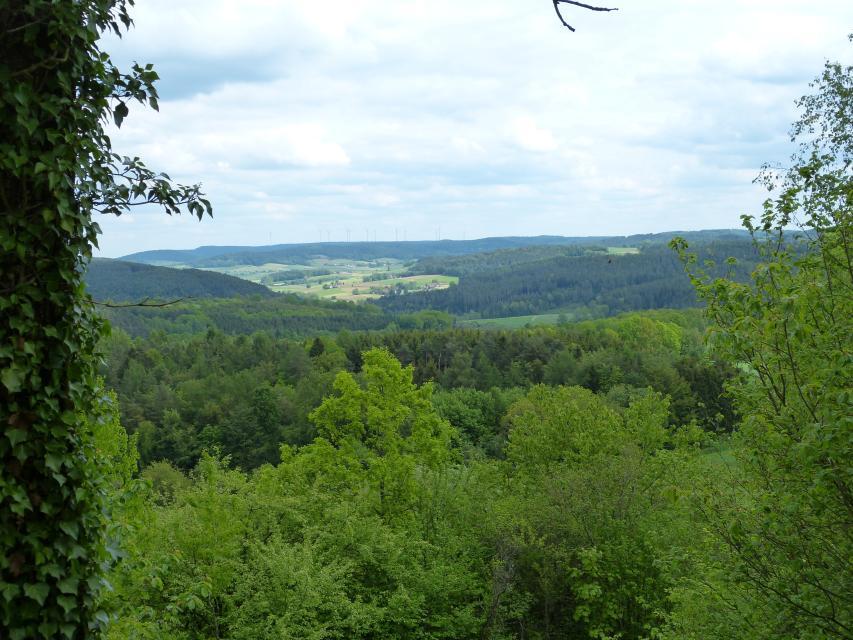 Rundweg Lochautal