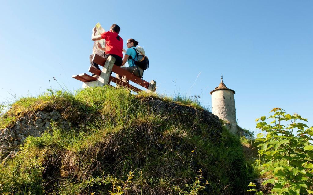 - Brauereiwanderung Waischenfeld