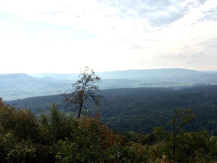 Wanderung zur schönen Aussicht