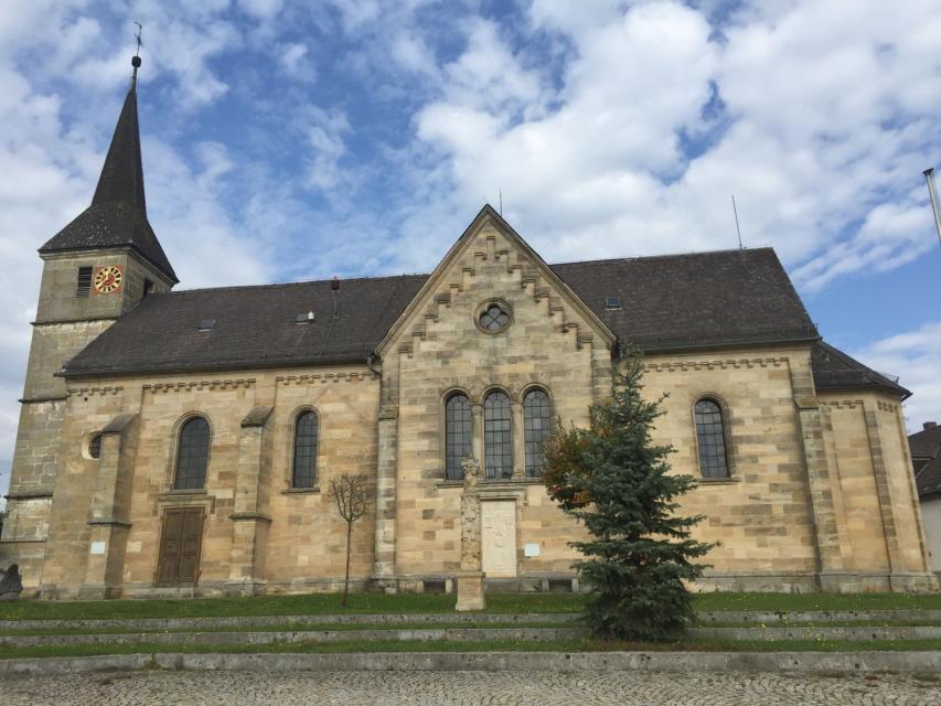- Kirche Weilersbach