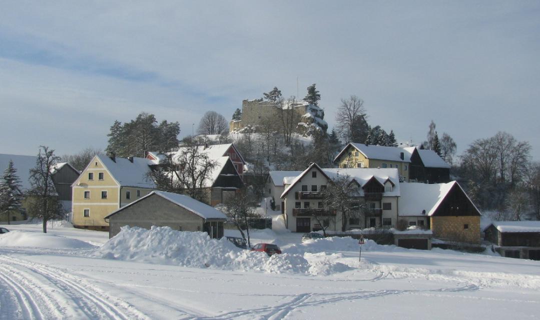 Auf nach Lichtenegg - VGN Winterwanderung