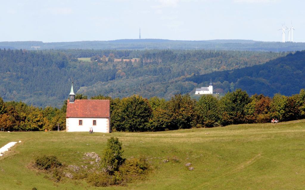 - Auf den Spuren der Kelten, Walburgiskapelle