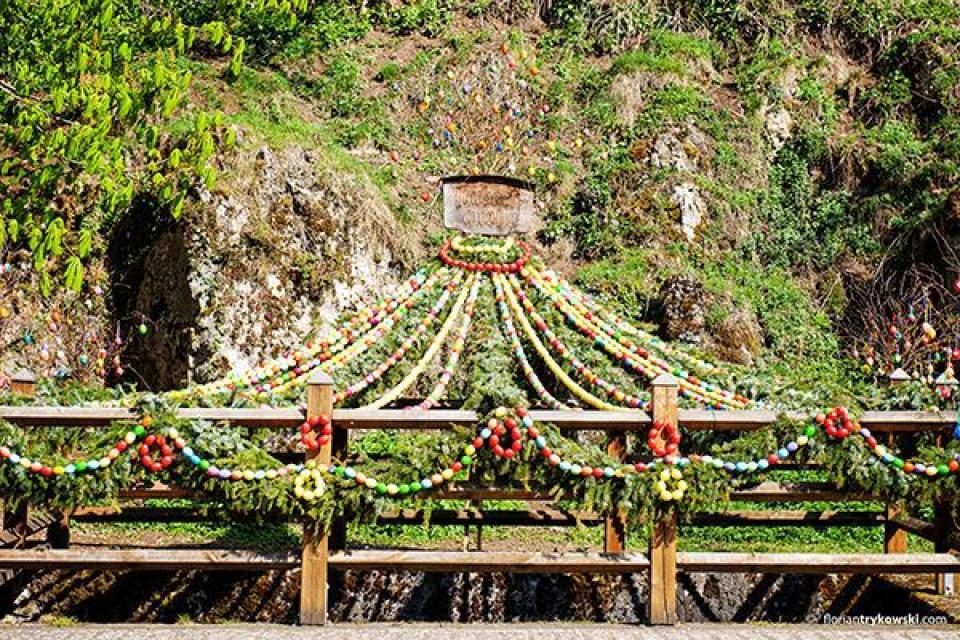Osterbrunnen im Wiesent-, Trubach- und Püttlachtal
