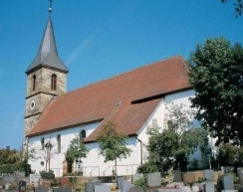 Kirche in Büchenbach