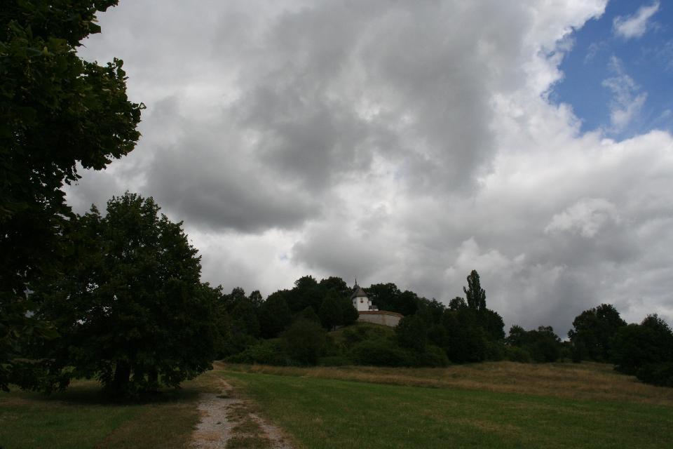 Wanderweg Senftenberg