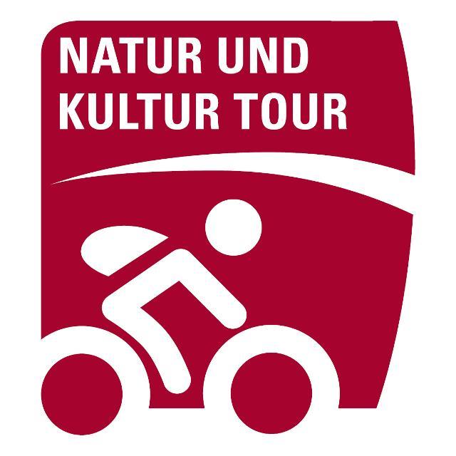 Markierung Natur und Kultur Tour