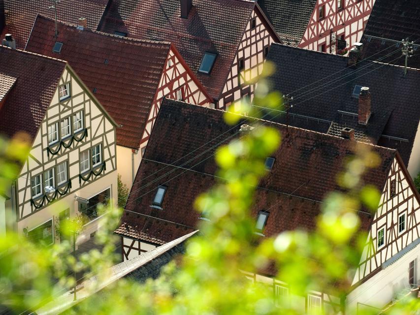 Fachwerkhäuser in Waischenfeld