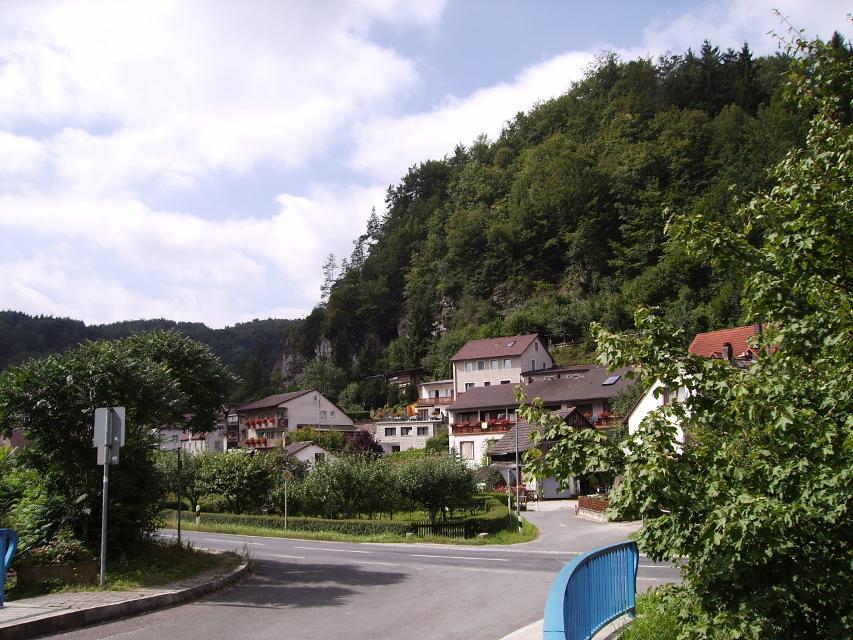 Mühle an der Ailsbachbrücke