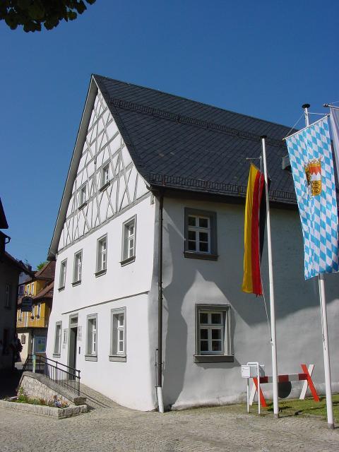 Haus des Gastes Gößweinstein