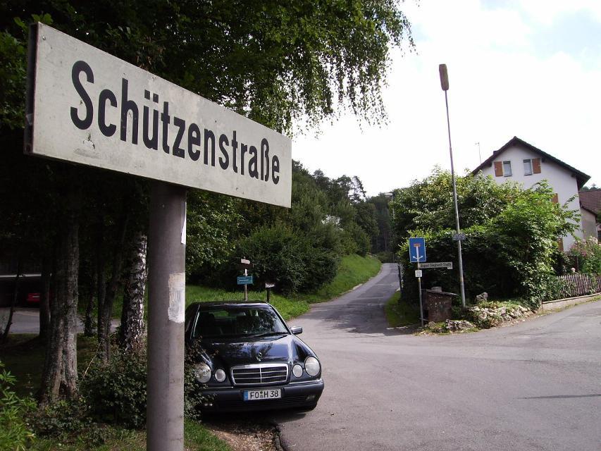 Schützenstraße Gößweinstein