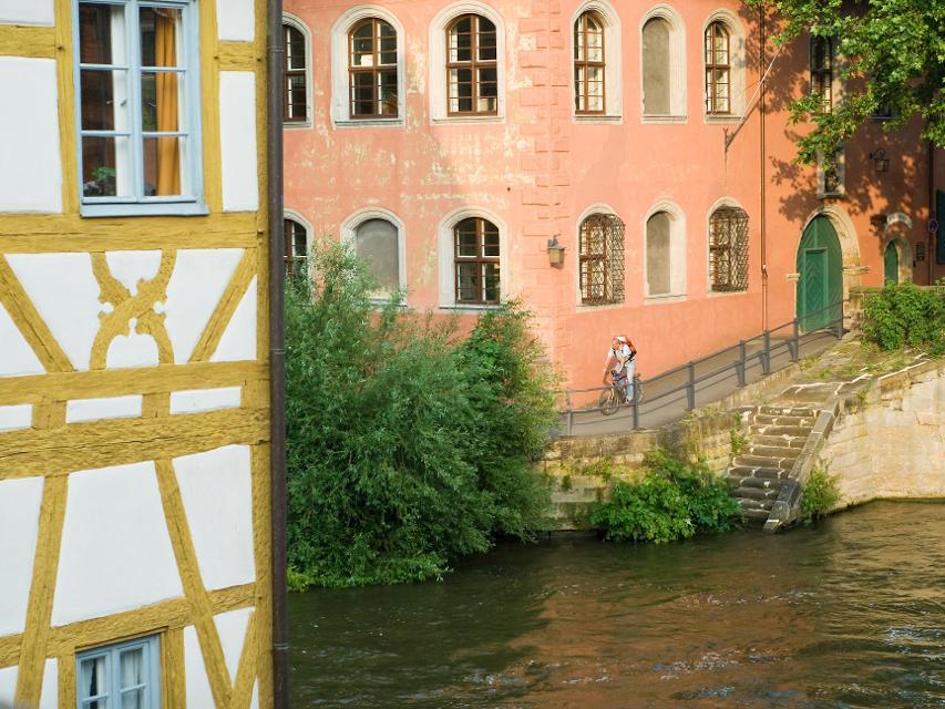 Alte Residenz in Bamberg