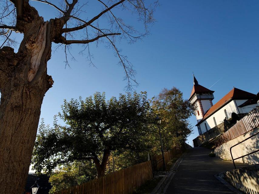 Kirche in Hollfeld