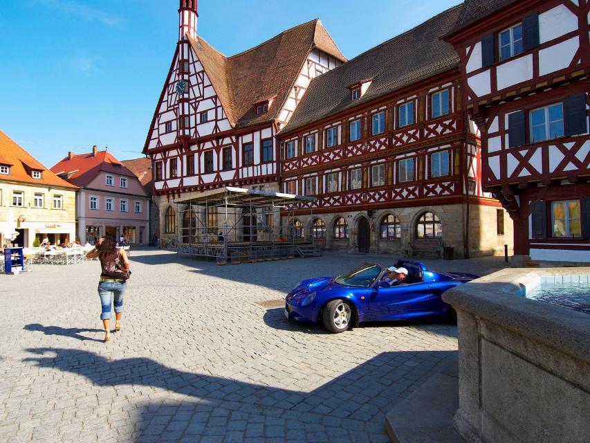 Rathausplatz Forchheim
