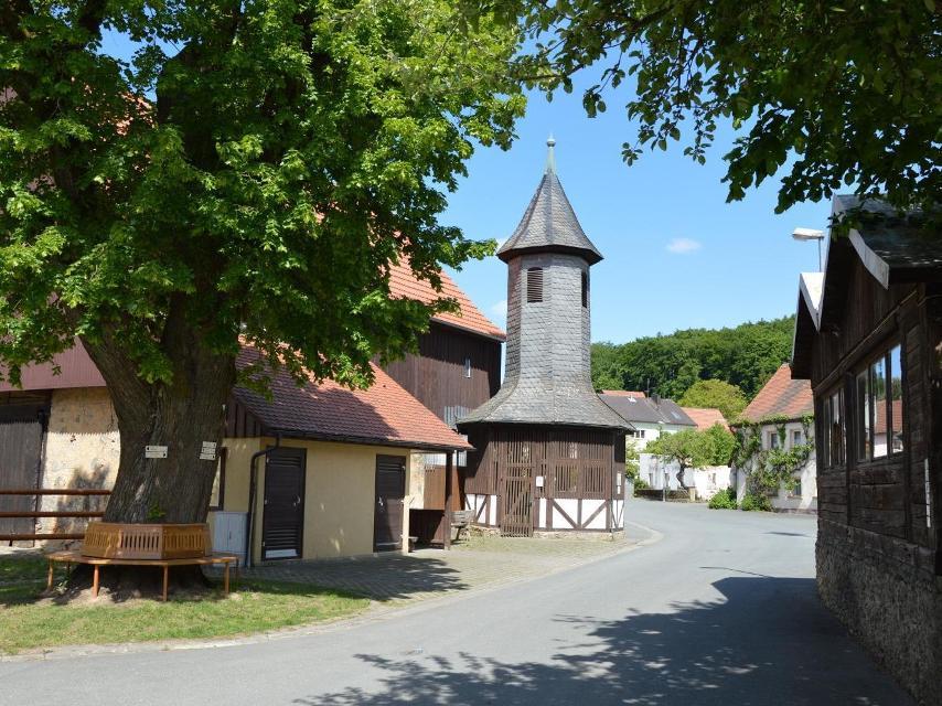 Brunnenturm in Birkenreuth