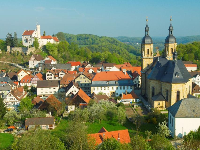 Burg und Basilika Gößweinstein