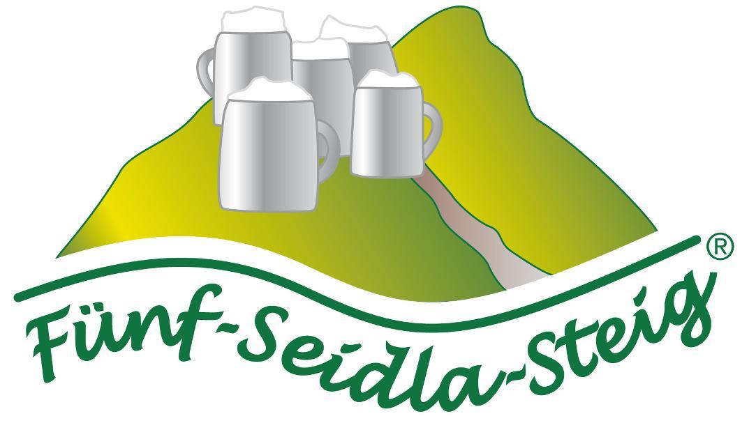 Fünf-Seidla-Steig® Logo