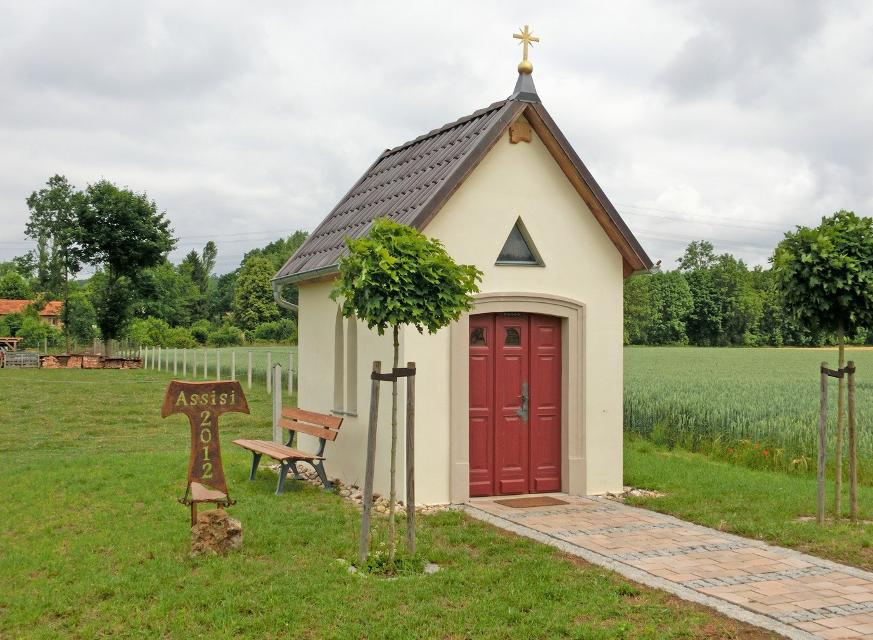 Kapelle vor Wiesengiech